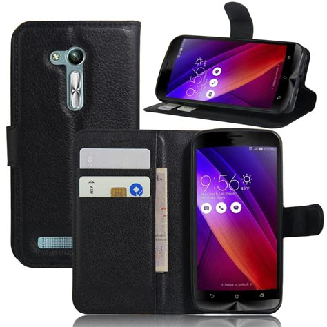 Mgflipcoverflip Cover Leather High Quality Asus Zenfone 6 high quality luxury leather flip for asus zenfone go