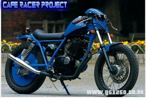 Kaos Cafe Racer 1 20 cafe racer project thunder 250 diary