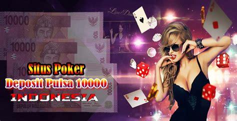 situs poker deposit pulsa   indonesia  sdomino