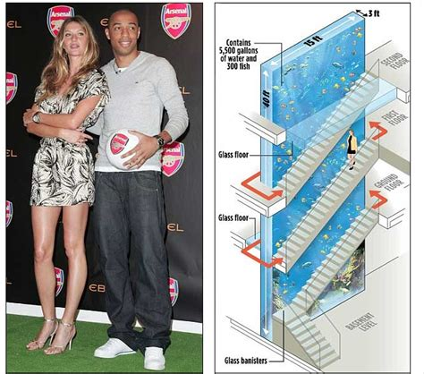 Island House Plans Soccer Player Thierry Henry Wants To Build Four Story