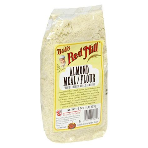 bob s red mill almond meal flour 16 ounce