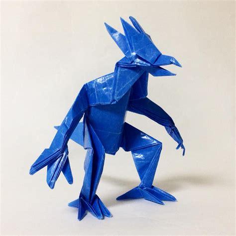 Origami Lugia - 30 absol utely astonishing origami because you