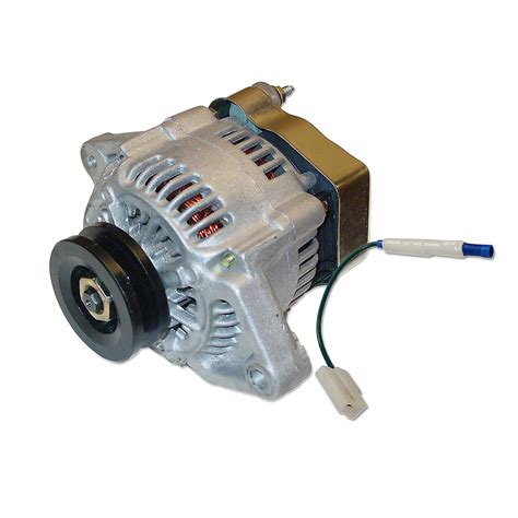 diode alternator abc535 mini 41 max 12 volt alternator with pulley and diode for allis chalmers tractor