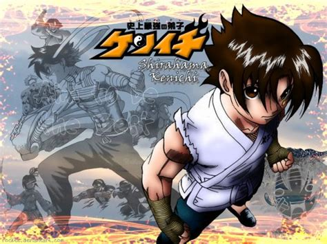 top 10 anime fighters martial artists list