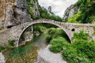 landscape bridge free photo beautiful landscape bridge greece free