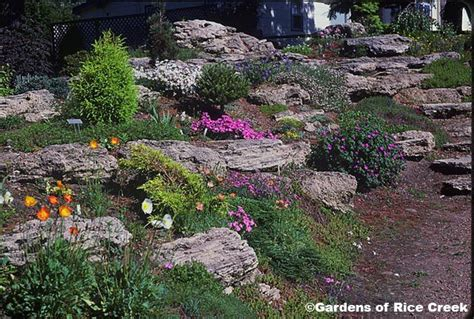 Rock Garden Definition Rock Gardens On Slopes Uncluttered Rock Garden On A Slope My Flower Garden Steep Slope Rock