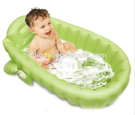 travel baby bathtub inflatable baby bath tub household travel articles buy