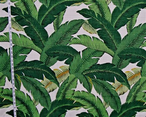 banana leaf upholstery fabric nature fabrics on sale through thursday october 13 2016