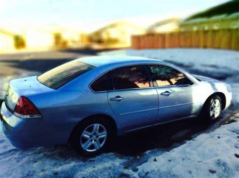 value of 2006 chevy impala find used 2006 chevy impala ls chevrolet sedan 4 door