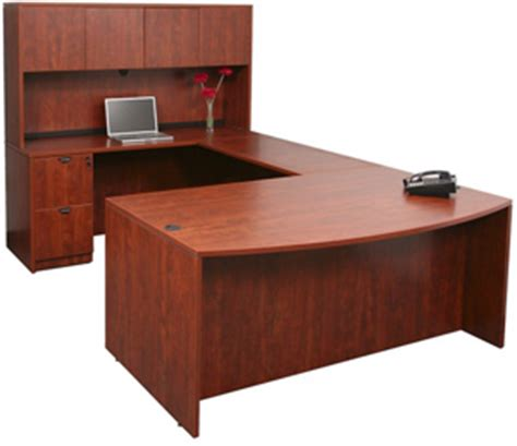 Used U Shaped Desk U Shaped Desks From Rof Furniture