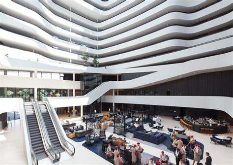 design hotels contest hilton amsterdam airport schiphol wins european hotel