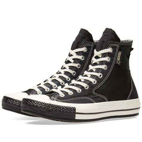 lyst converse x slam jam chuck 70s hiker in black for