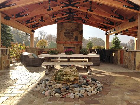 outdoor living spaces outdoor living space stone center of indiana