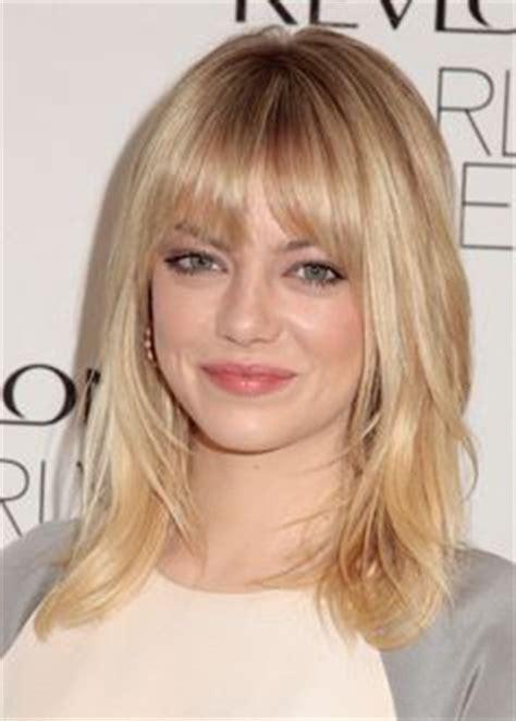 haircuts rio rancho 10 shoulder length hairstyles we love bright blonde