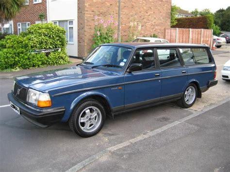 volvo 240 turbo for sale uk volvo 240 estate 2 3glt spares repair drift