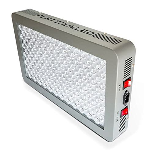 advanced platinum led grow lights advanced platinum series p450 450w 12 band led grow light