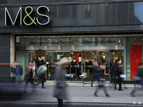 m s marks and spencer sales slumped ahead of brexit vote the