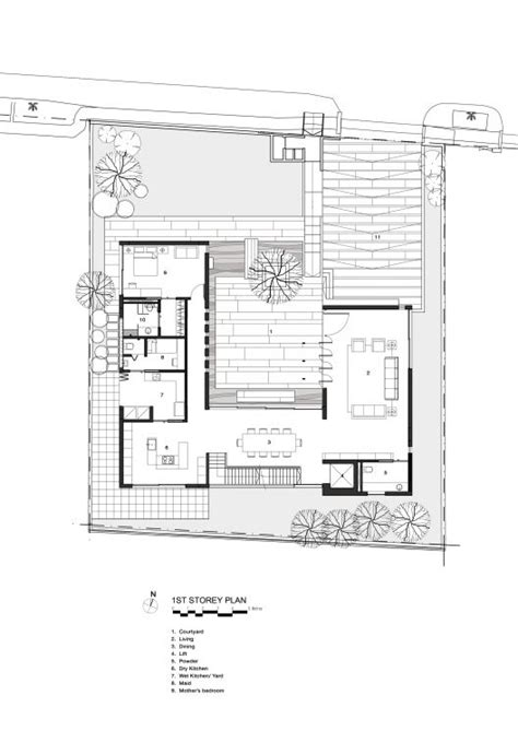 courtyard house plans 25 best courtyard house ideas on courtyard pool marocco interior and atrium house