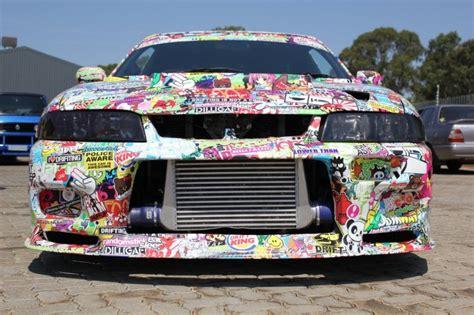 Epic Vinyl Wraps Car - 60 epic stickerbombs geeky jdm sticker decals japanese