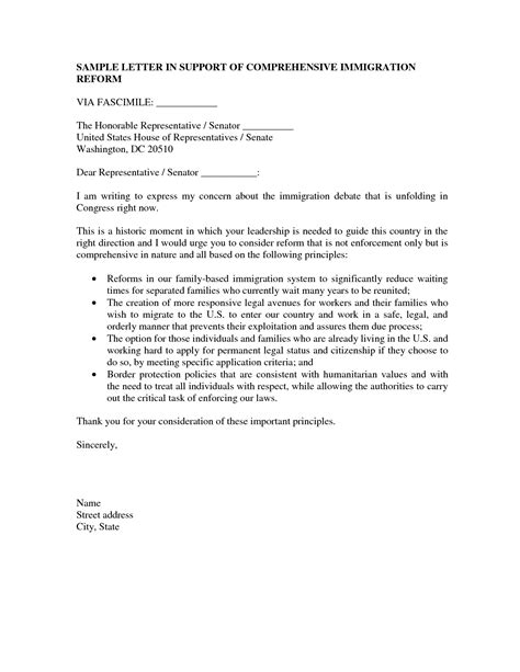 Sle Of Support Letter For Immigration Nz Doc 12751650 Sponsor Letter For Us Visa Bizdoska