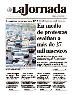 volver ir a la portada para consultar toda la actualidad diaria volver la jornada piden frenar estacionamiento y volver predio