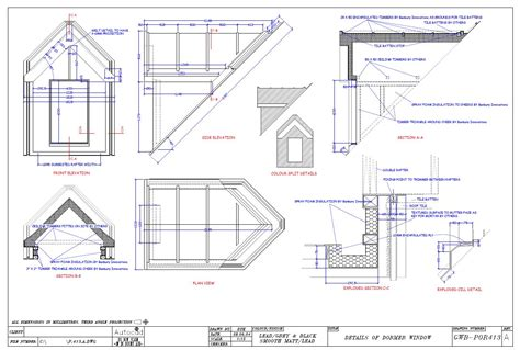 plan exle dormer section 28 images typical loft conversion kpd