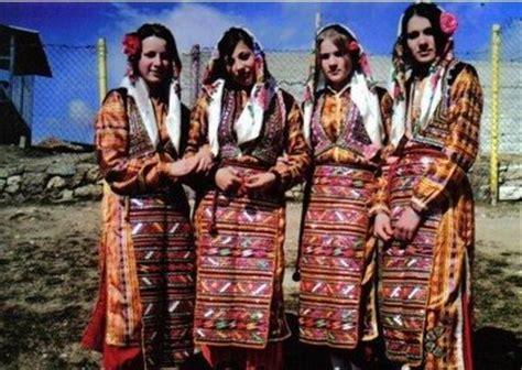 Pleated Dress Maroko folk costume of africa traditional dress of