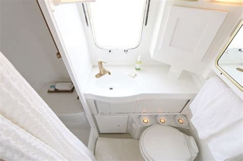 airstream bathroom renovation 25 best airstream bathroom ideas on pinterest vintage