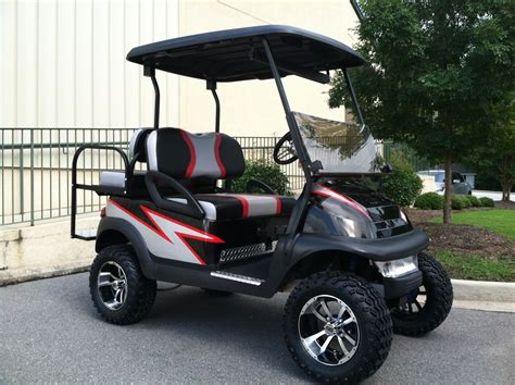 golf cart king of carts new used electric gas golf carts for