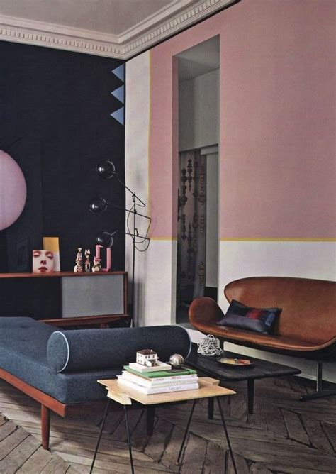 retro wall paint designs home designs design trends