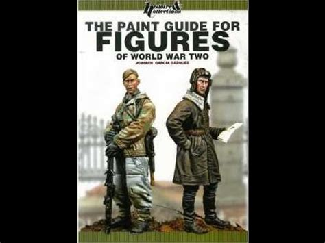 figure guide book review paint guide for figures of wwii