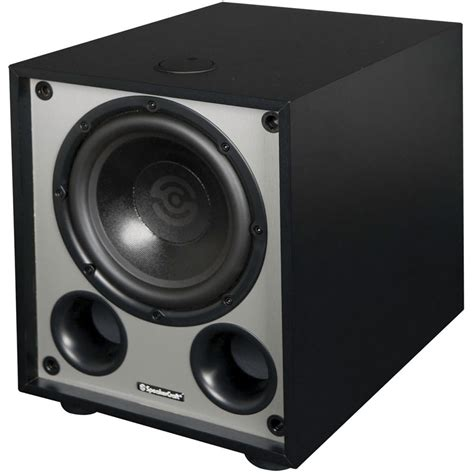 speakercraft vital v8 80 watt 8 quot subwoofer