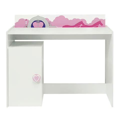 bureau enfant cp bureau enfant bedymix princesse blanc princesse frais