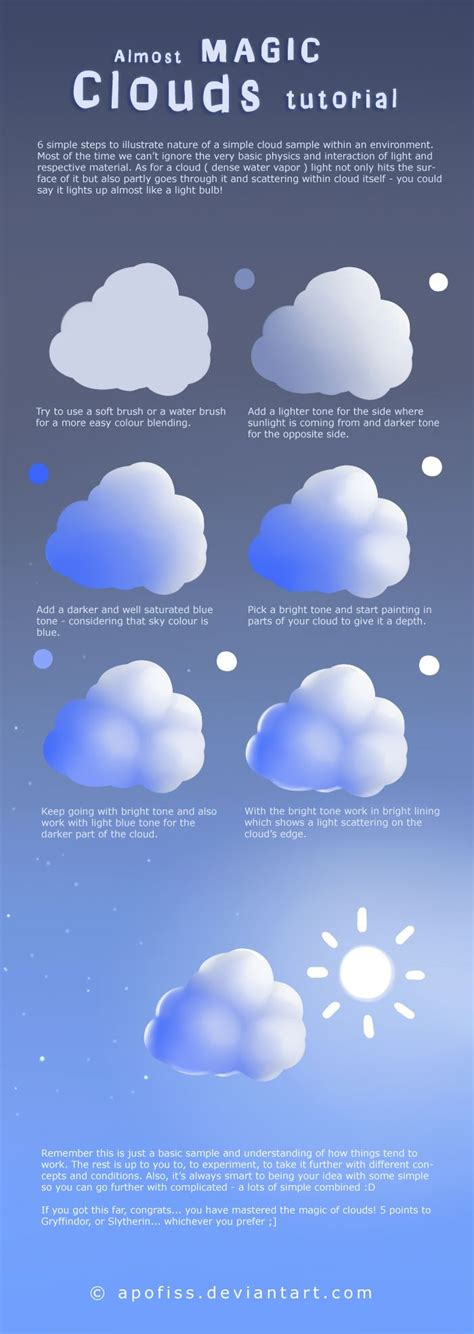 paint tool sai sun tutorial almost magic clouds tutorial by apofiss deviantart on