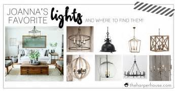 What Home Design App Does Fixer Upper Use Joanna S Favorite Light Fixtures For Fixer Upper Style