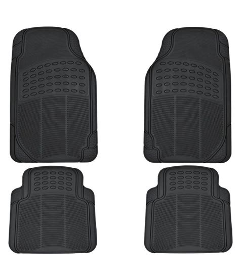 Toyota Prado Floor Mats by Kingsway Black Rubber Floor Mats For Toyota Prado Set Of 4 Buy Kingsway Black Rubber Floor