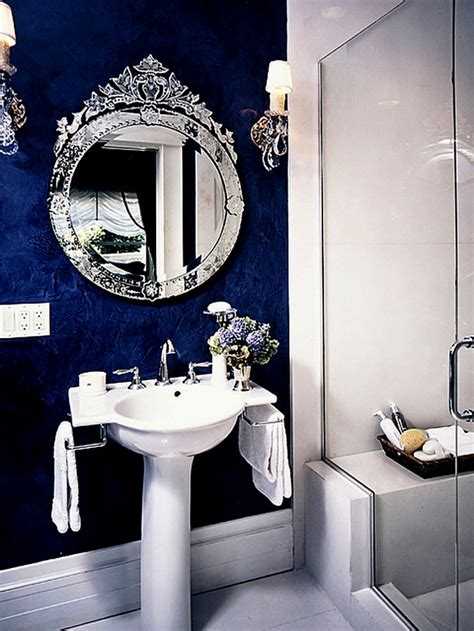 royal blue and white bathroom bathroom fancy royal blue bathroom accessories with