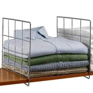 Closetmaid Shelf Dividers Shelf Dividers Closet Units Will Help You To Organize Your