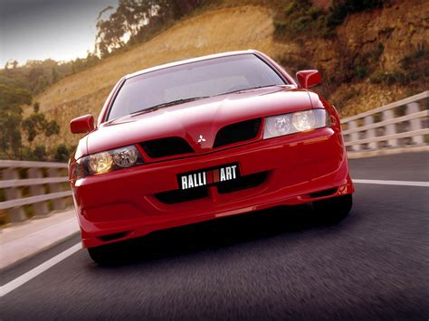mitsubishi supercar 2002 mitsubishi magna ralliart review supercars