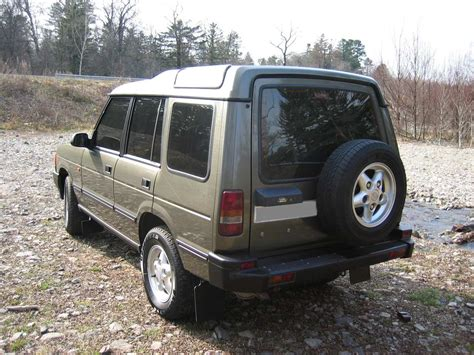 how petrol cars work 1997 land rover discovery parking system 1997 land rover discovery photos 2 5 diesel automatic for sale