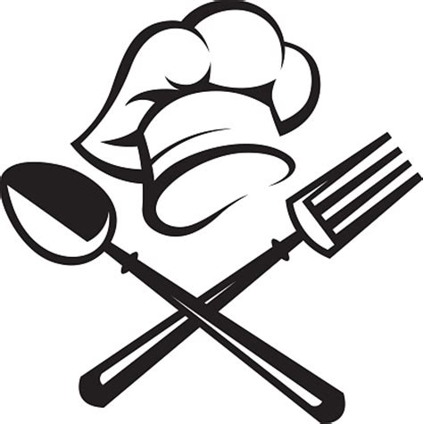 clipart cuoco chef hat vector clipart best