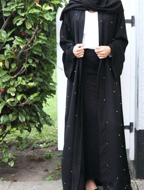 Abaya Pearl Dress by Pearl Abaya Designs For Style