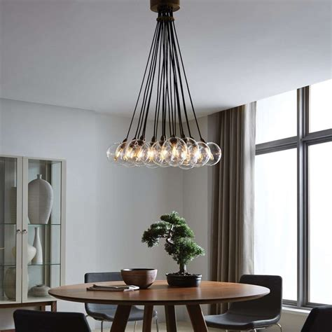 contemporary chandeliers lighting centre 25 best ideas about led chandelier on 2