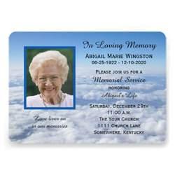 1 000 memorial service invitations memorial service announcements invites zazzle