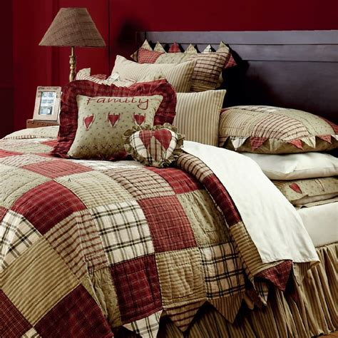 country quilts for beds lasting impressions heartland country quilt comforter co