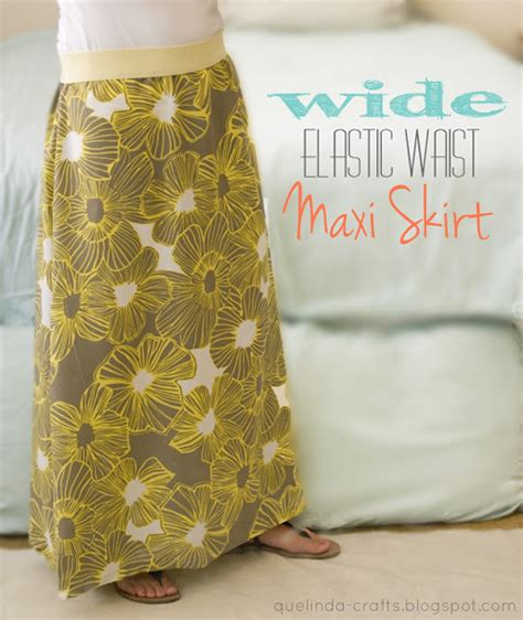 pattern simple elastic waist skirt 8 skirts to sew for spring maxi skirt round up weallsew