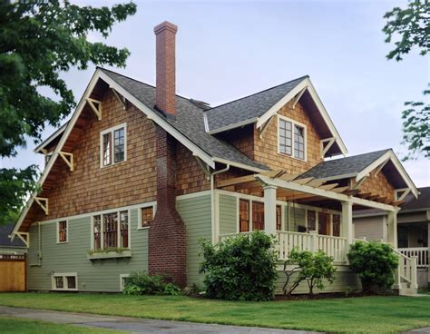 craftsman style additions to homes home styles of the