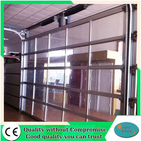 glass garage door cheap mytext cheap aluminum view glass garage doors buy