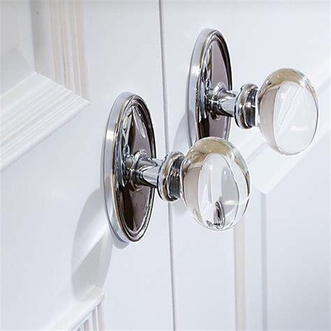 glass knobs for doors glass closet door knobs all design doors ideas