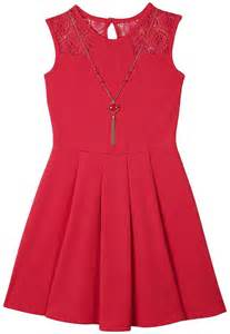 jcpenney by and by by amp by lace skater dress and